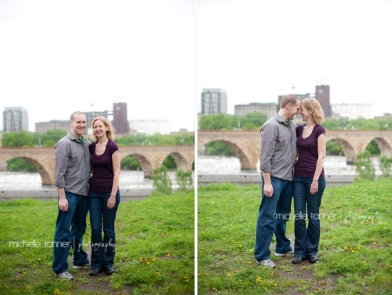Minneapolis Engagement Photographer MIll City