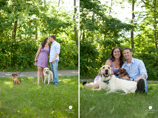 Lake Harriet MInneapolis Wedding Engagement Photographer