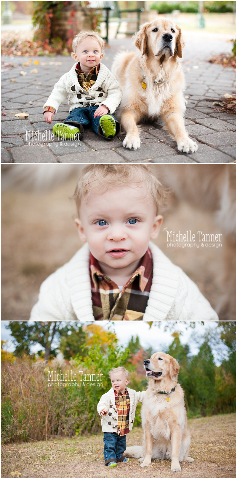 Minneapolis Family Photographer | One Year Portraits