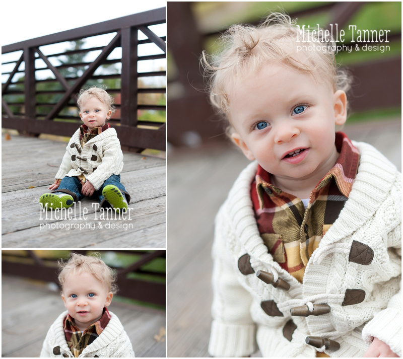 Minneapolis Family Photographer   One Year Portraits