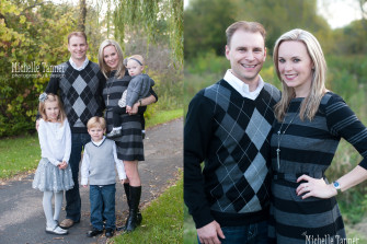 Eden Prairie Fall Portrait Photography
