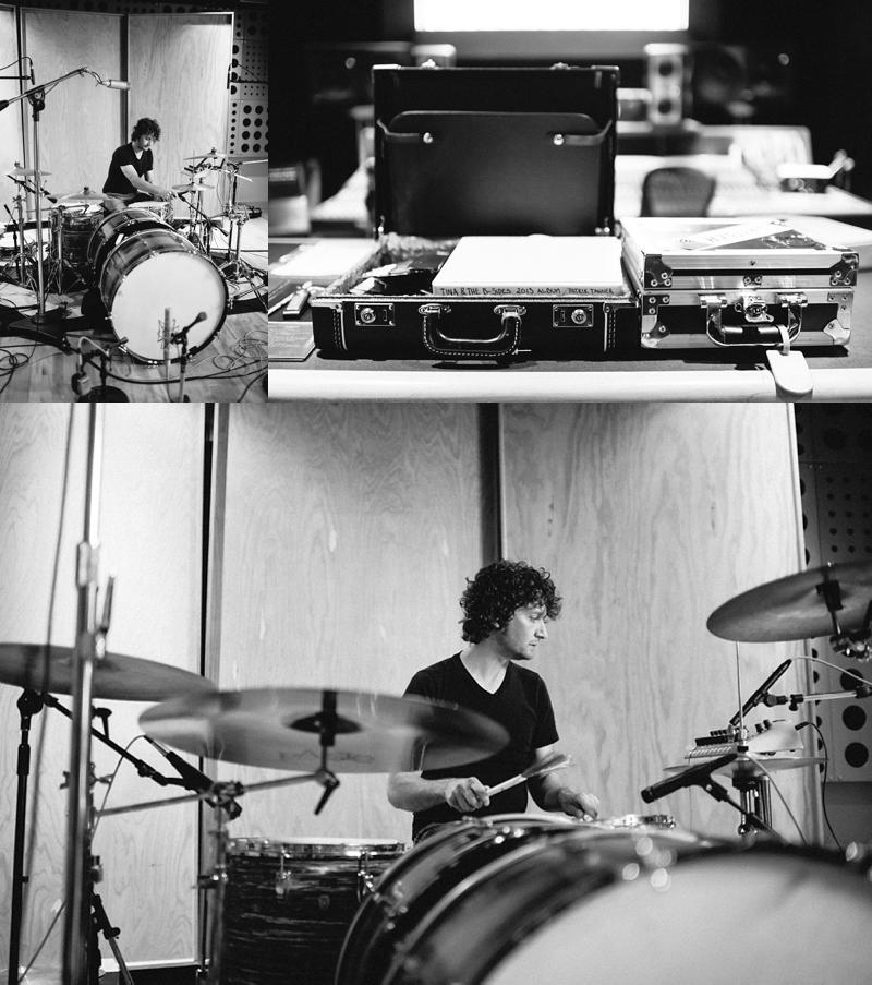 Ron Caron Drummer