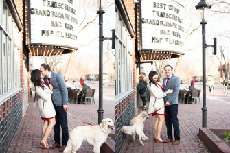 Stone Arch Engagement