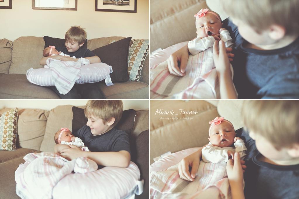 Minneapolis Newborn Family Photographer MN