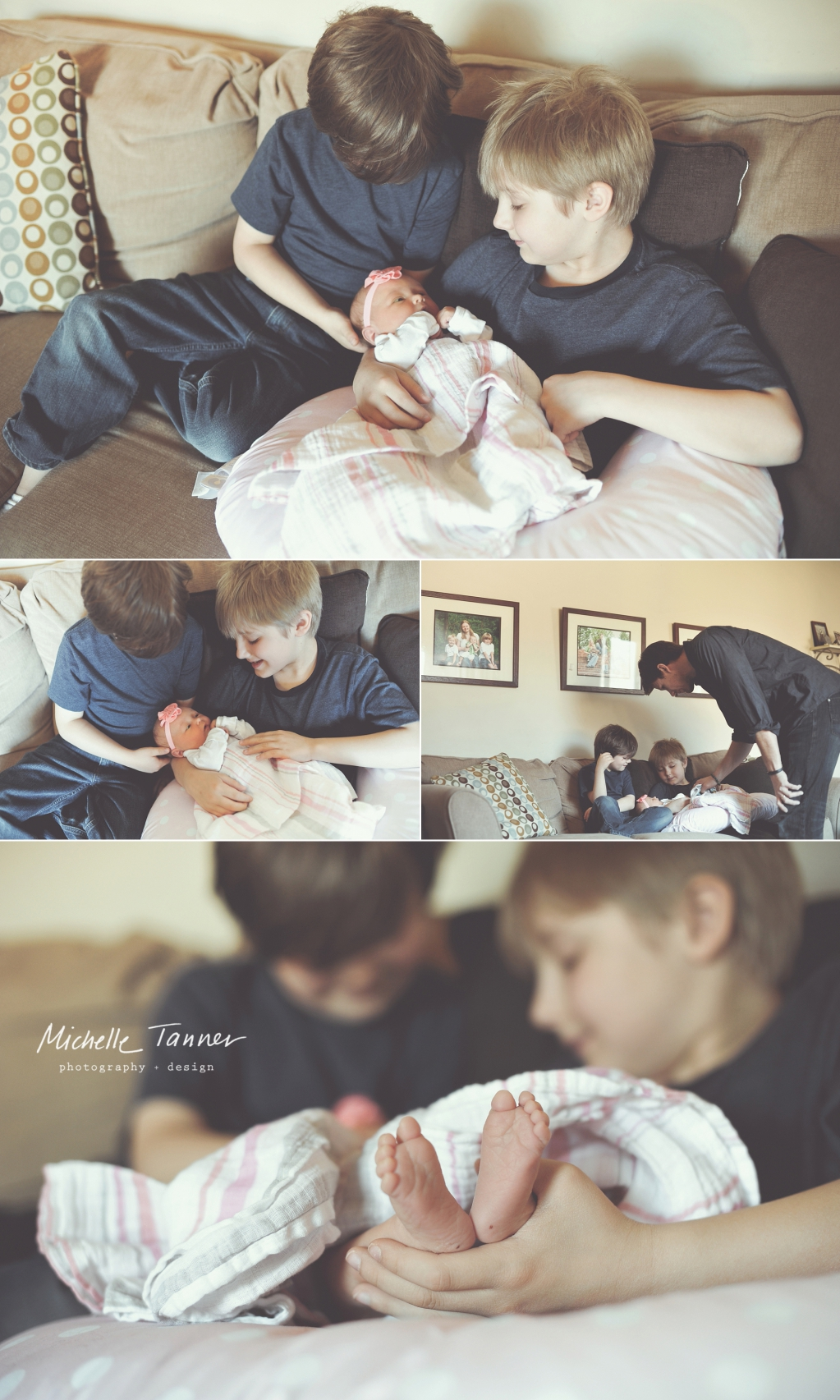 Minneapolis Newborn Family Photographer MN