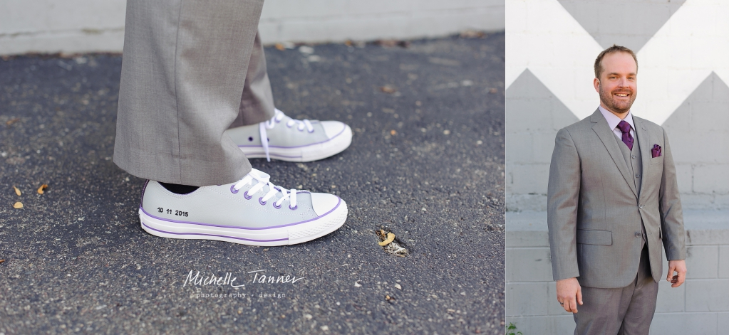 Minneapolis Wedding Converse