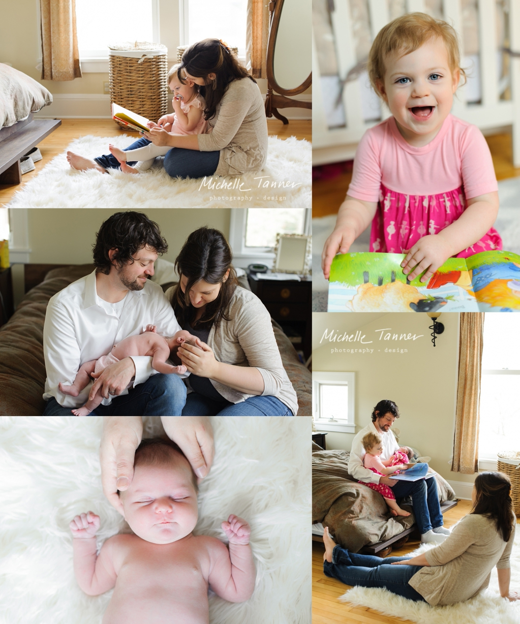 Minneapolis Newborn and Family Photographer